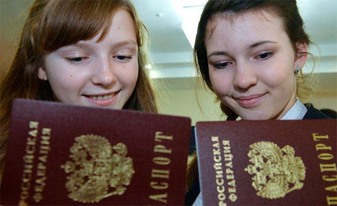 Гражданство РФ в упрощенном порядке 2019