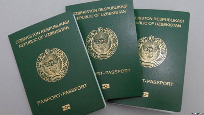 Паспорт гражданина Узбекистана 2019: фото, оформление, замена